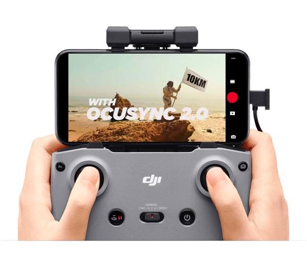 App DJI Fly Mini 2