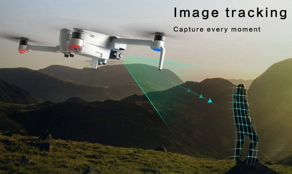H701S image tracking