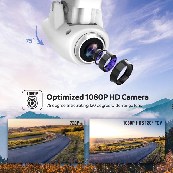 dron t25 camara optimizada
