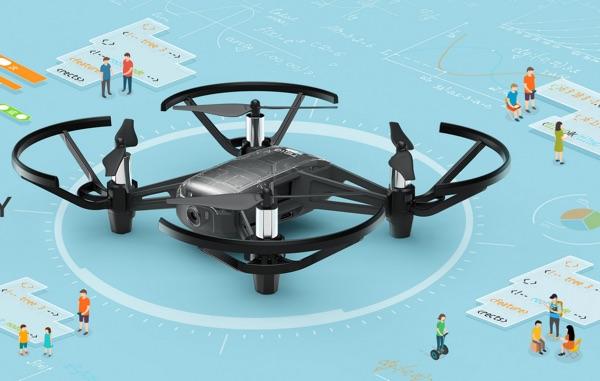 tello edu dron educativo