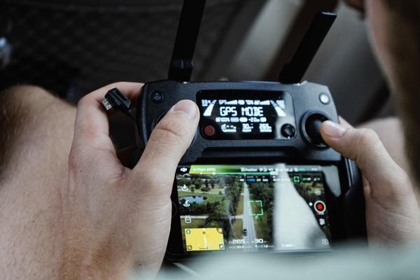 Drones de menos de 250 gramos con GPS
