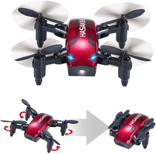 Hasake H6 - Mini drone pleg