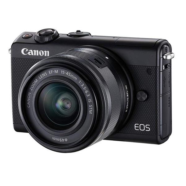 Mirrorless canon EOS M100 black