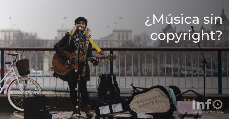 Musica sin copyright para videos de Youtube