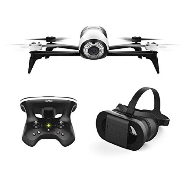 Parrot BEBOP 2 FPV-Dron profesional cuadricoptero