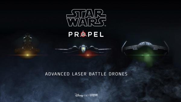 Porque compra un dron Star Wars