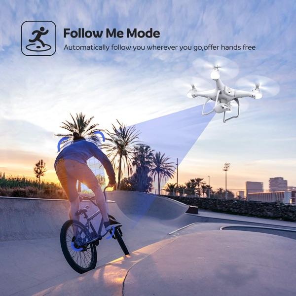 drones follow me mode