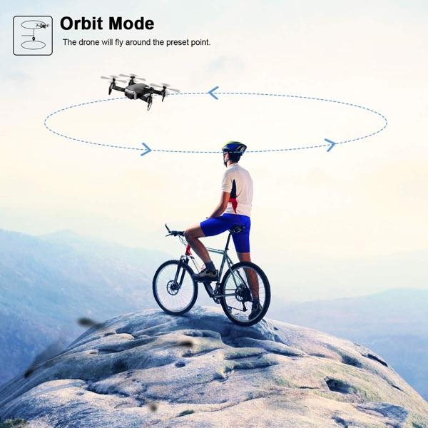 modo orbita mejor Quadcopter