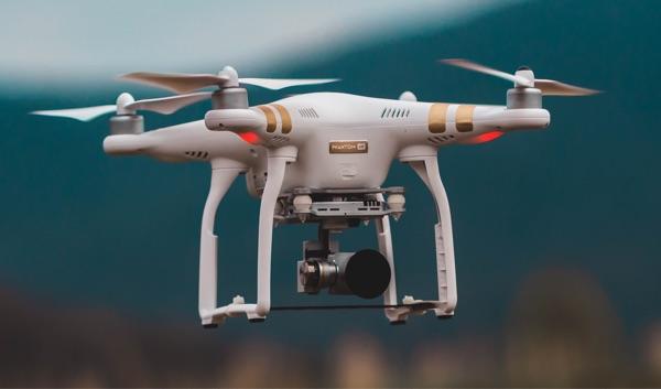 quadcopter calidad de la camara
