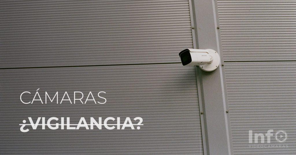 Camaras de vigilancia falsas