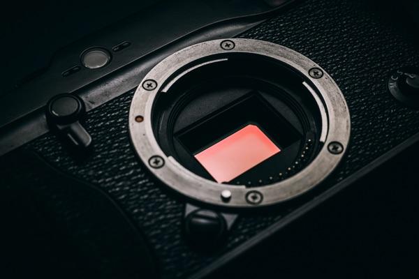 Caracteristicas tecnicas de las Videocamaras sensor
