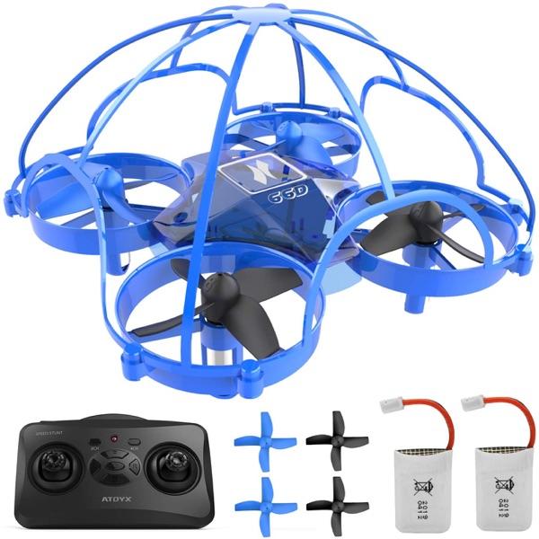 Mini Drone ATOYX AT-66D Vueltas 360