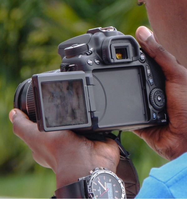 Pantalla LCD Videocamaras