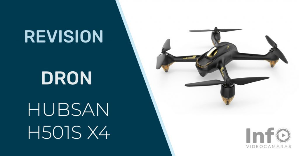 Revision Hubsan H501S X4