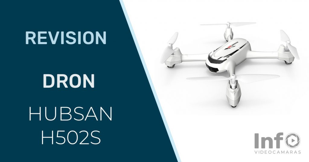 Revision Hubsan H502S
