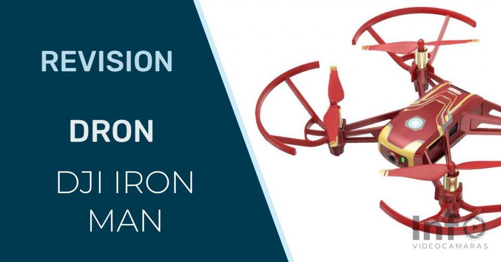 Revision dron DJI Iron Man