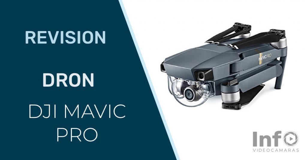 Revision dron DJI Mavic Pro