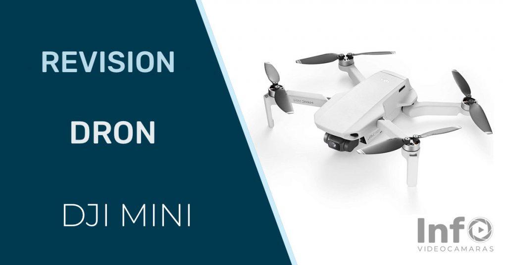 Revision dron DJI Mini