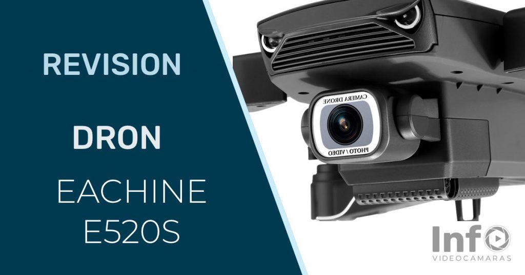 Revision dron Eachine E520s