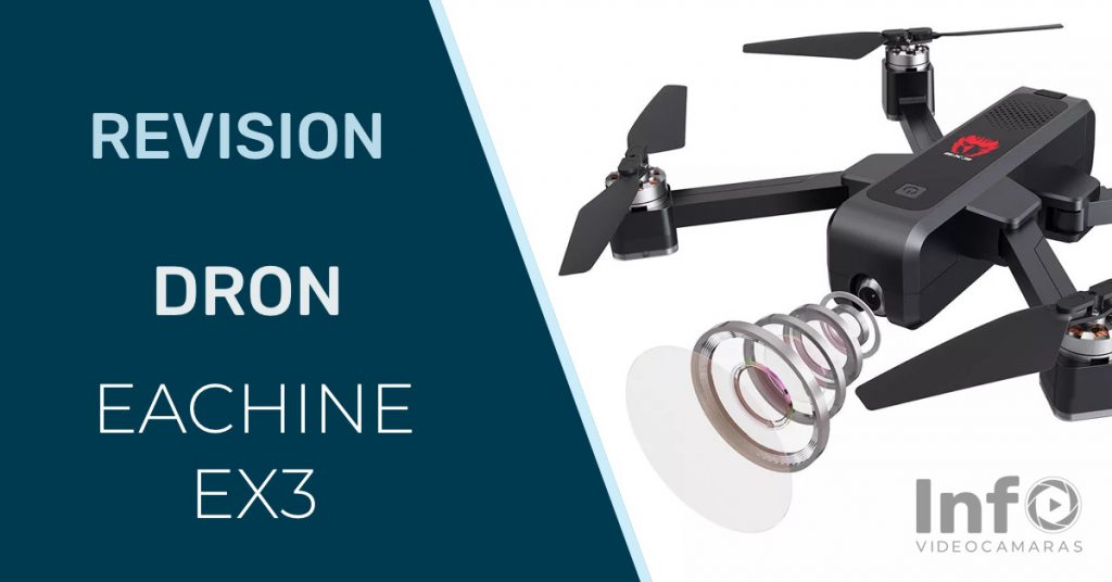 Revision dron Eachine EX3