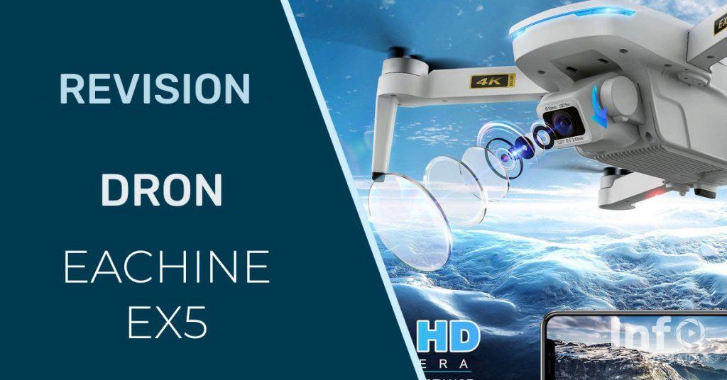 Revision dron Eachine EX5