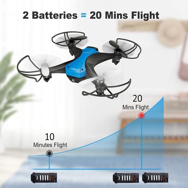 Tech RC dron niños