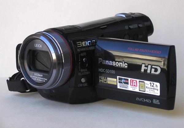 Videocamaras Camcorders