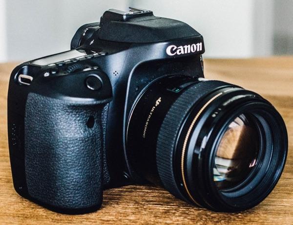 Videocamaras Reflex Canon