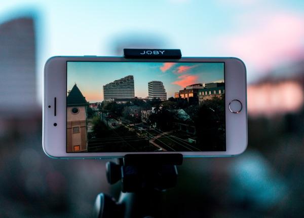 Videocamaras smartphones