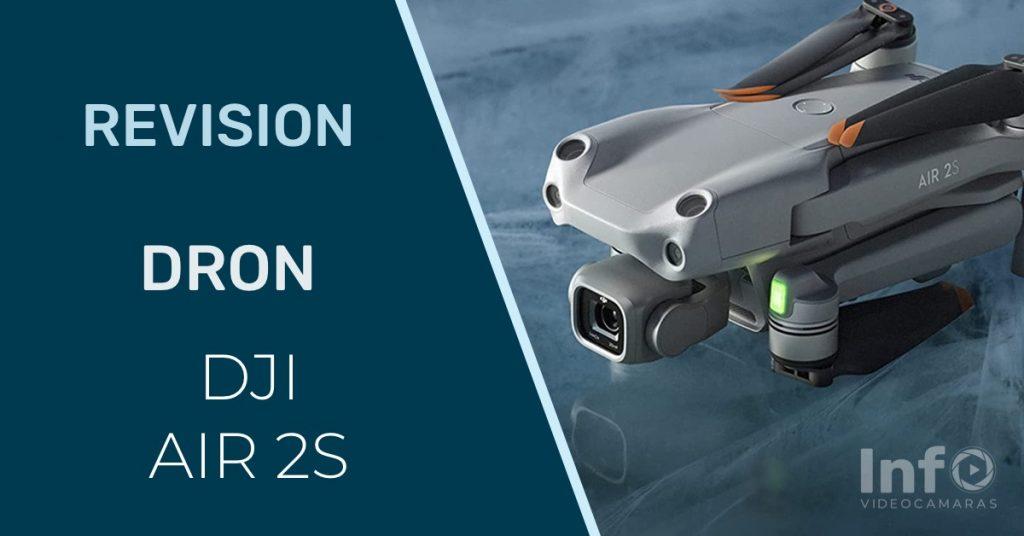 Revision dron DJI Air 2S